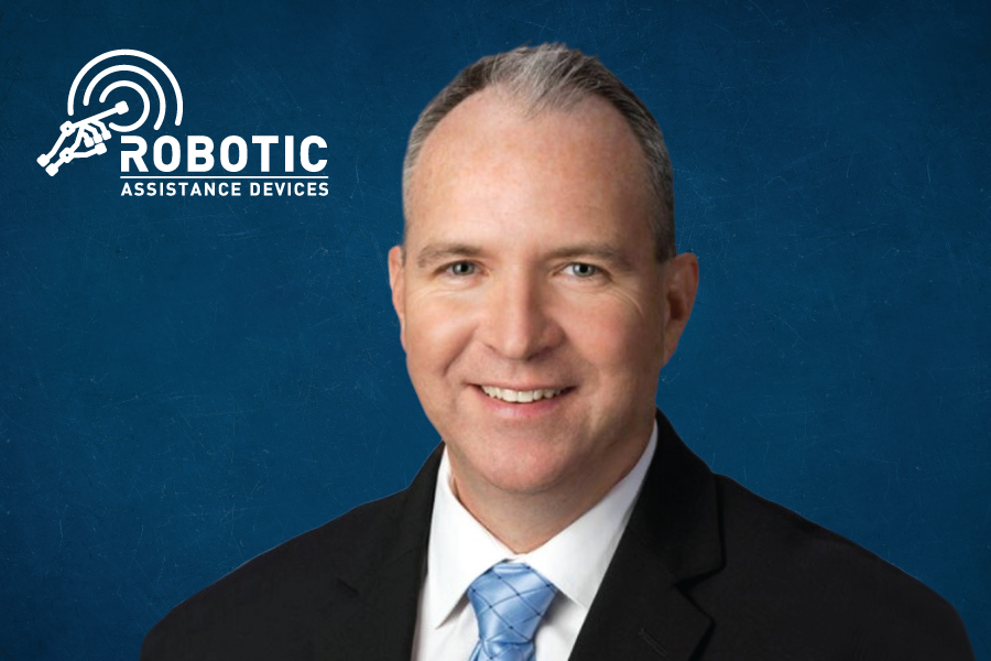 Christopher Almonrode, CPP RAD's New Vice President Security & Industry